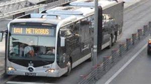 İstanbullular dikkat! Metrobüs güzergahları değişti…