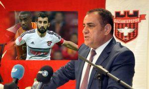 Gaziantepspor, eski kaptanını şike yapmakla suçladı!
