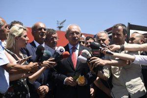 CHP lideri Kılıçdaroğlu, Enis Berberoğlu ile ne görüştü? İşte ayrıntılar…