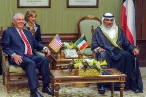 ABD Dışişleri Bakanı Katar'da!