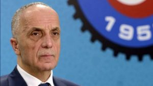 Türk-İş Başkanı Ergün Atalay'dan kıdem tazminatı tepkisi