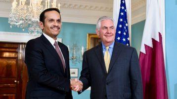ABD'den Katar açıklaması: Ambargolar kalkmalı