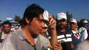 Sakarya'da Adalet Yürüşüne provokasyon: Taşlı saldırı, 1 kişi yaralandı