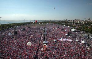 Valilik gece yarısı 'Adalet Mitingi' açıklaması yaptı, Erdoğan'ı alenen yalanladı!