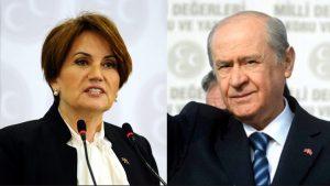 """Devlet Bahçeli, Meral Akşener'in yeni partisi için: """"Allah hayırlı, uğurlu etsin"""""""