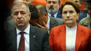 Ümit Özdağ: Partinin genel başkanı Meral Akşener