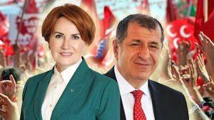 Meral Akşener ve Ümit Özdağ yeni partinin kuruluş çalışmalarına başladı