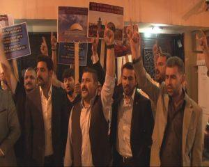 Bir garip İsrail protestosu: İsrail temsilcilikleri yerine Türk vatandaşı Musevilerin ibadet yerine gittiler…