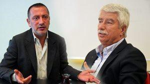 """Fatih Altaylı, Faruk Bildirici'ye çattı: """"Hayırdır Faruk, Hürriyet'i temizledin bitti mi?"""""""