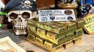Nazi Almanyası'na ait 4 ton altının yeri tespit edildi! Açıkladılar…