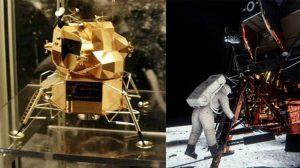 Altın Ay Modülü çalındı… FBI soruşturuyor