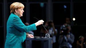 Almanya Şanölyesi Merkel'den flaş Türkiye açıklaması!