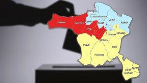 AKP'nin daha fazla Milletvekili çıkarması için karar: Ankara 3 seçim bölgesine ayrıldı