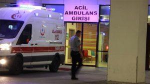 Yine asker zehirlenmesi: Edirne'de 14 askerimiz hastaneye kaldırıldı!
