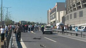 İstanbul'da üzücü kaza: 2 polis şehit oldu