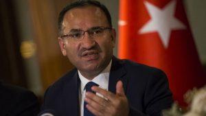 Adalet Bakanı Bozdağ'dan Nuriye Gülmen ve Semih Özakça açıklaması