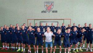 Athletic Bilbao'da Alvarez'e büyük destek!