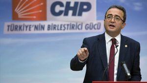 CHP MYK Toplantısı: Parti Sözcüsü Bülent Tezcan'dan sert açıklamalar
