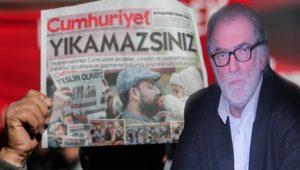 Cumhuriyet Gazetesi davasında Bülent Utku'nun savunması