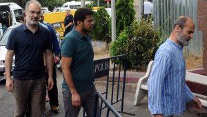 Büyükada'daki toplantıda gözaltına alınanlar için karar verildi