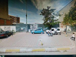 AKP'li belediye camiyi yıkıp rezidans mı yaptı? CHP'li vekil o kareleri paylaştı!