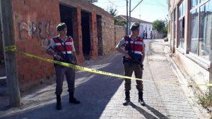 Çanakkale'de tarihi top mermisi patladı: 1 ölü