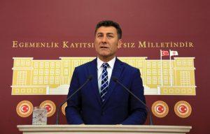CHP'li Sarıbal: Darbe girişimi baskı sürecine dönüştü
