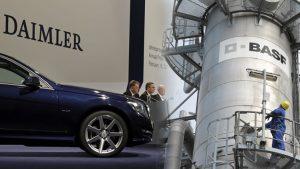 Alman makamlarına 68 şirket FETÖ'cü olarak verildi: Daimler de var, dönerci de!