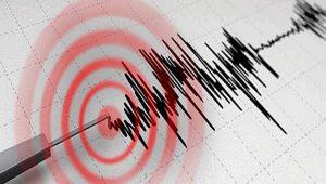 Akdeniz'de 5.0 büyüklüğünde deprem