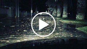 Depremden Bodrum'da korkutan tsunami