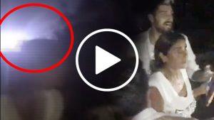 Derya Tuna, doğum gününü kutlarken yakalandı: Patlama böyle görüntülendi!