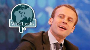 Wikileaks, Emmanuel Macron'un seçim kampanyasına ilişkin 20 binden fazla e-posta yayınladı