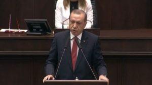 """Erdoğan, AKP Grup toplantısında konuştu: """"Amerika'sı, Almanya'sı, Hollanda'sı…"""""""