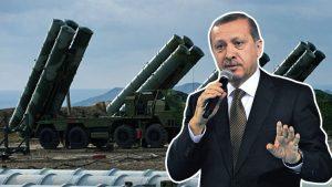 Erdoğan'dan S-400 açıklaması: Yunanistan yıllardır S-300 kullanıyor
