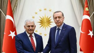 Saray'da sürpriz görüşme: Kabine değişti, 66. Hükûmet açıklandı