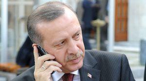 Erdoğan'dan CHP'li vekile teşekkür telefonu!