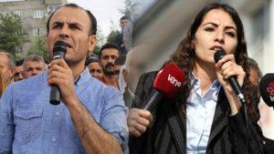 HDP'li Tuğba Hezer ve Faysal Sarıyıldız'ın milletvekilliği düşürüldü