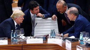 G20 zirvesi başladı, toplantı öncesi Erdoğan ve Trump böyle görüştü