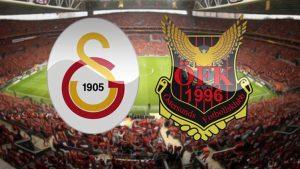 Galatasaray-Östersunds maçı saat kaçta ve hangi kanalda?