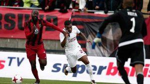 Avrupa Liginde Cim Bom'a şok! Östersunds 2-0 Galatasaray