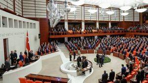 Meclis İç Tüzük teklifi alt komsiyona gönderildi!