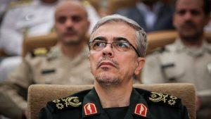 İran Genelkurmay Başkanı Bakıri'den referandum açıklaması: Kabul edilemez