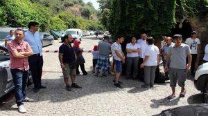 """İslami otel"" tatilcileri mağdur etti"