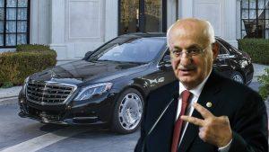 CHP'li Barış Yarkadaş'dan Mercedes'e soru: Araçlarınız sık arıza yapar mı?