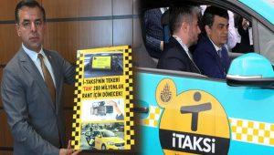 Barış Yarkadaş: i-Taksi uygulamasından elde edilecek 200 milyonluk rantın adresi yine AKP'yi gösteriyor