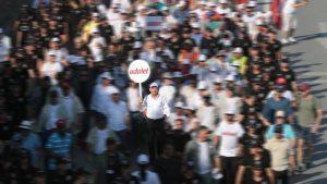 CHP Lideri Kılıçdaroğlu'nun başlattığı Adalet Yürüyüşü Kocaeli'ne vardı