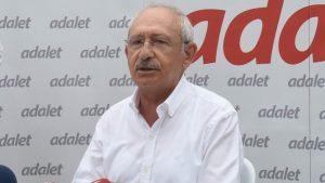 Kılıçdaroğlu'ndan Müzakereleri durdurma kararı alan Avrupa Parlamentosuna tepki!