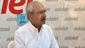 Kılıçdaroğlu, Adalet Yürüyüşünde Telafer'deki Türkmen katliamını dile getirdi: Hepimizi üzüyor