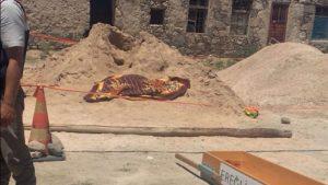 Konya'da akıl almaz ölüm: Kumla oynayan çocuk hayatını kaybetti