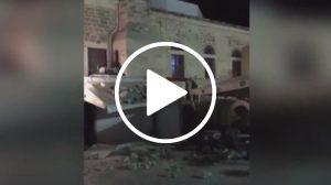 Deprem'de Kos adasındaki tarihi caminin minaresi yıkıldı